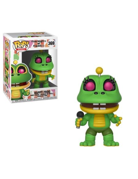 Figurine Funko Pop! Five Nights At Freddy's: 6 Pizza Simulator: Happy Frog