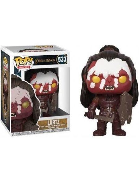 Figurine Funko Pop! Le Seigneur des Anneaux: Lurtz