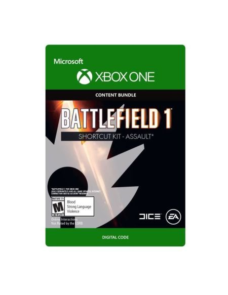 DLC - Battlefield 1 Kit Ameliorations Assault - Xbox One