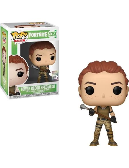 Figurine Funko Pop!: Fortnite : Tower Recon Specialist