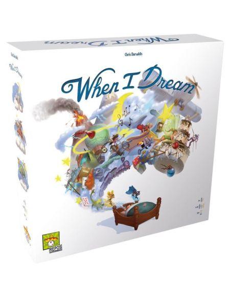 ASMODEE When I Dream - Jeu de société - Jeux Famille - RPWID01FR