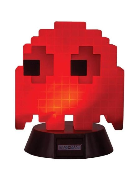 Lampe Veilleuse Pac-Man : Fantome Rouge - PALADONE