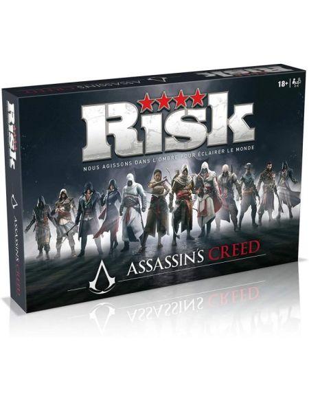 WINNING MOVES Jeu de société Risk Assassin's Creed - Version française