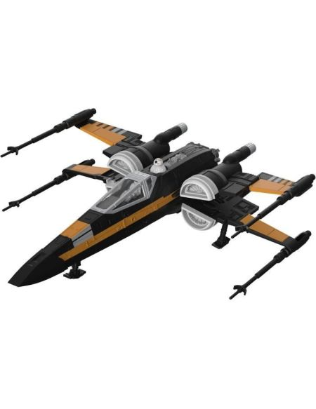 REVELL SW PŒ's Boosted X-Wing Fighter 06763 Star Wars Gamme Build & Play