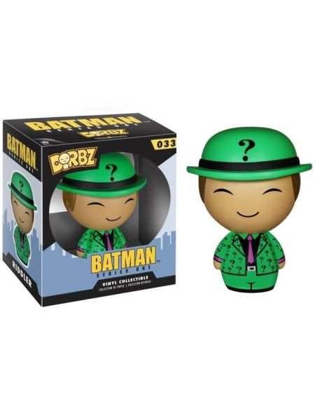 Figurine Funko Dorbz Batman : Riddler