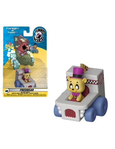 Figurine Funko Super Racers: Five Nights At Freddy's: Golden Freddy