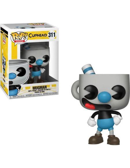 Figurine Funko Pop! Cuphead: Mugman