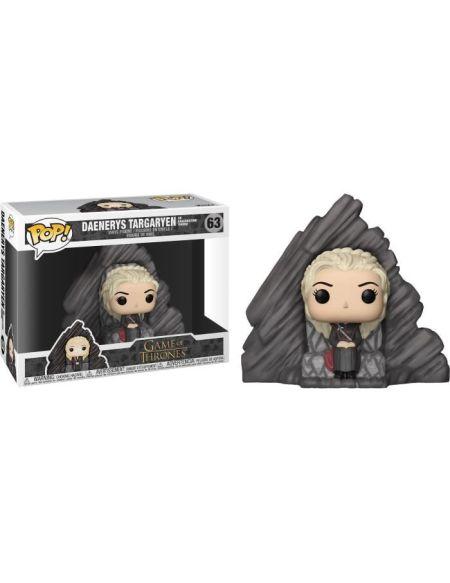 Figurine Funko Pop! Game of Thrones: Daenerys on Dragonstone Throne
