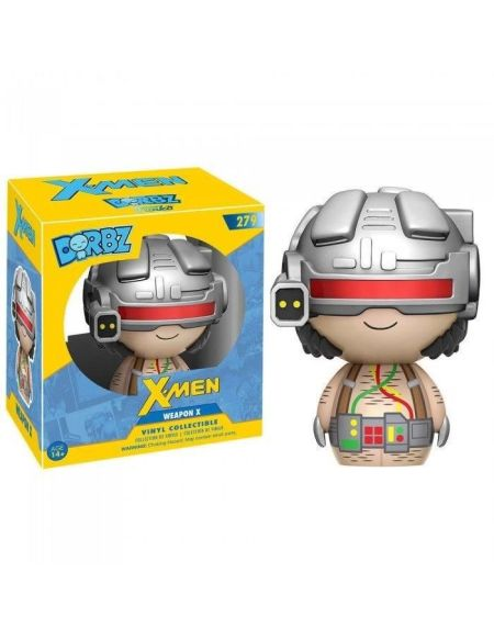 Figurine Funko Dorbz X-Men : Weapon X