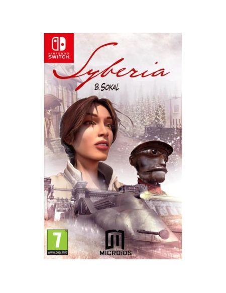 Syberia 1 Jeu Switch
