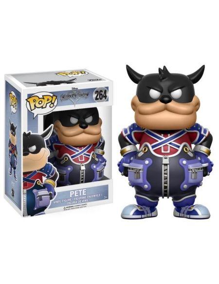 Figurine Funko Pop! Disney - Kingdom Hearts : Pete