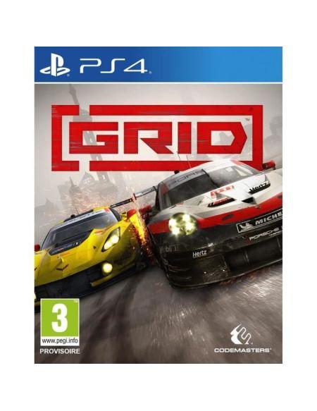 GRID Jeu PS4
