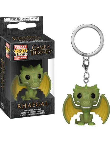 Porte-clés Funko Pocket Pop! Game Of Thrones S10 - Rhaegal