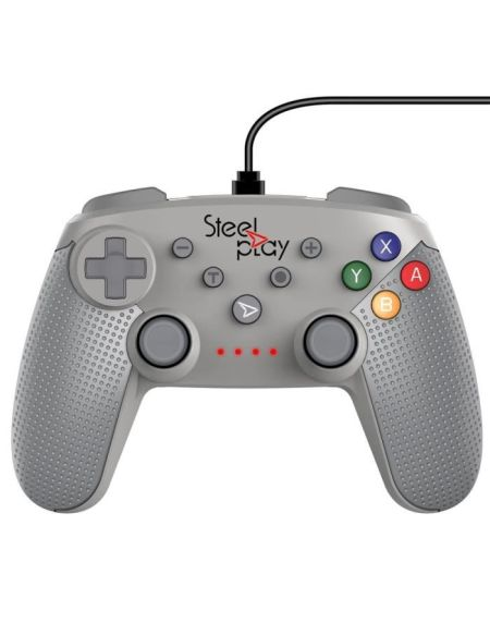 Manette filaire Steelplay pour Switch