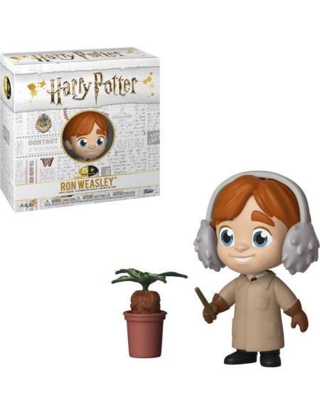 Figurine 5 Star - Harry Potter - Ron Weasley (herbologie)