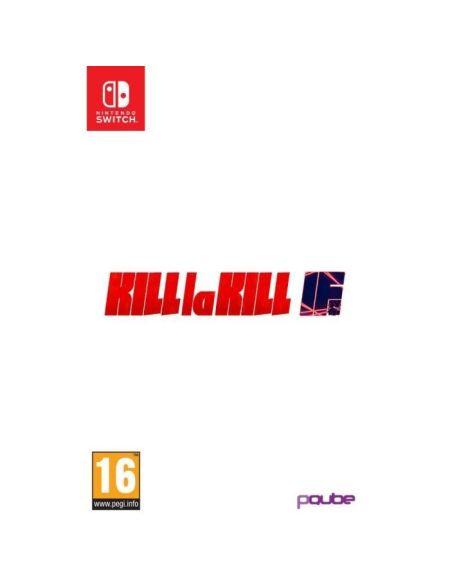 KILL la KILL – IF Jeu Switch