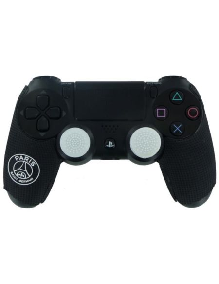 Kit e-sport Paris Saint-Germain PSG - Noir - Pour manette PS4