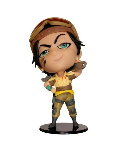 Figurine Six Collection - Rainbow 6 - Chibi Gridlock