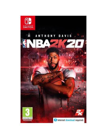 NBA 2K20 Édition Standard Jeu Switch
