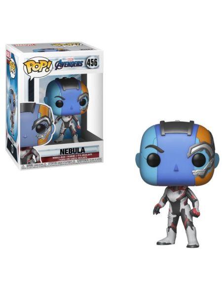 Figurine Funko Pop! Ndeg456 - Avengers Endgame - Nebula