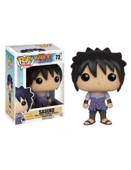 Figurine Funko Pop! Naruto : Sasuke