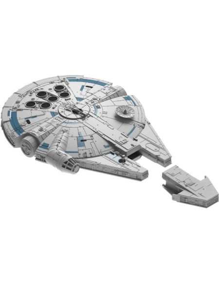 Build & Play SW Build & Play Millenium Falcon 06767 Star Wars Gamme Build & Play