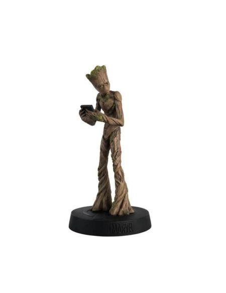 EAGLEMOSS - MARVEL - Movie Figurine Groot (Teenage) 13cm