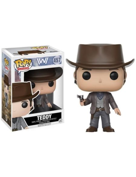 Figurine Funko Pop! Westworld : Teddy