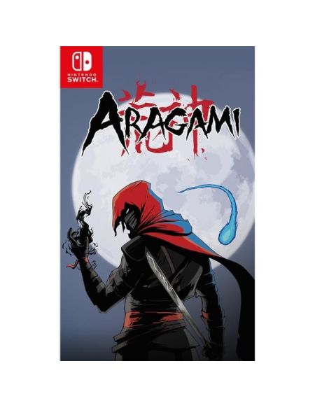 Aragami Shadow Edition Jeu Switch