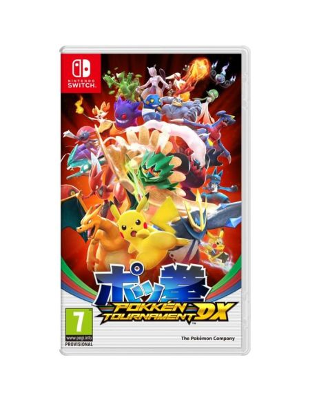Pokkén Tournament DX (Pokémon)