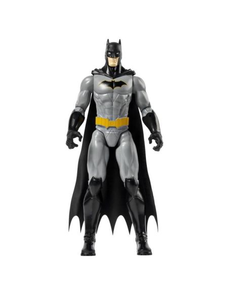 BATMAN Figurine 30cm - BATMAN GRIS REBIRTH