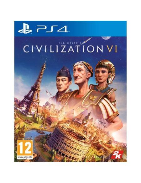 CIVILIZATION VI Jeu PS4