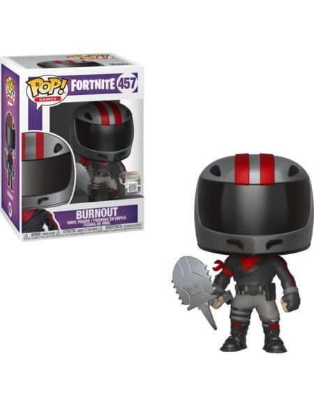Figurine Funko Pop! Fortnite S2 : Burnout