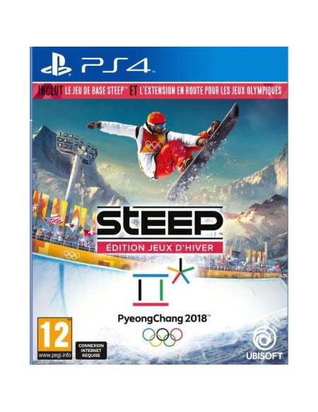 Steep - Edition Jeux d'Hiver