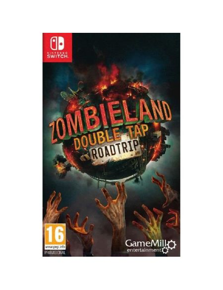 Zombieland : Double Tap Jeu Switch