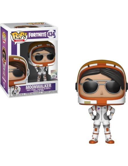 Figurine Funko POP - Fortnite Moonwalker