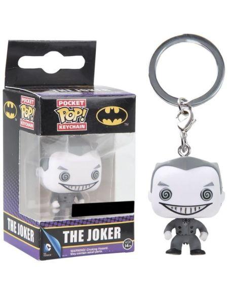 Porte-clé Funko Pocket Pop! Batman : The Joker
