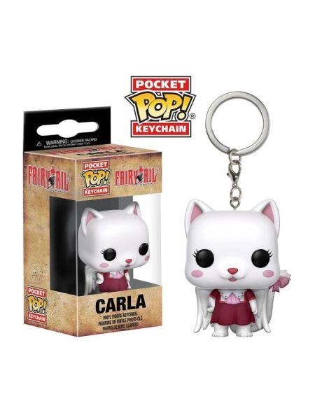 Porte-clés Funko Pocket Pop! Fairy Tail: Carla