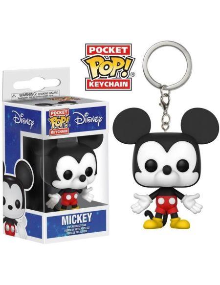 Porte-Clé Pocket Pop! Disney: Mickey Mouse