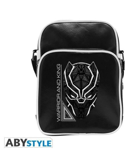 Sac Besace Marvel - Black Panther : Warrior and King