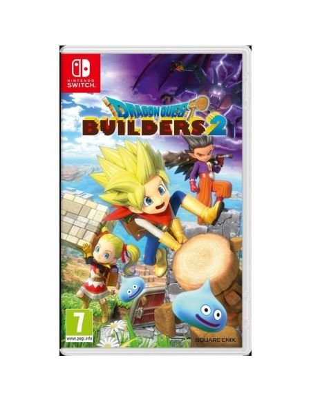 Dragon Quest Builders 2 Jeu Switch