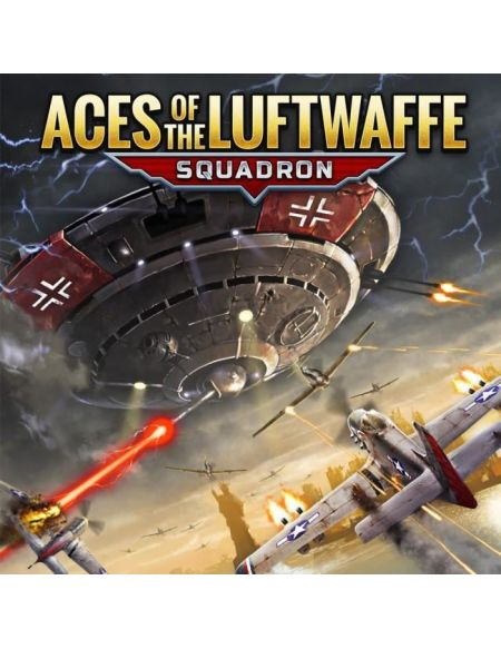 Aces of the Luftwaffe : Squadron - Extended Edition - CANCELLED