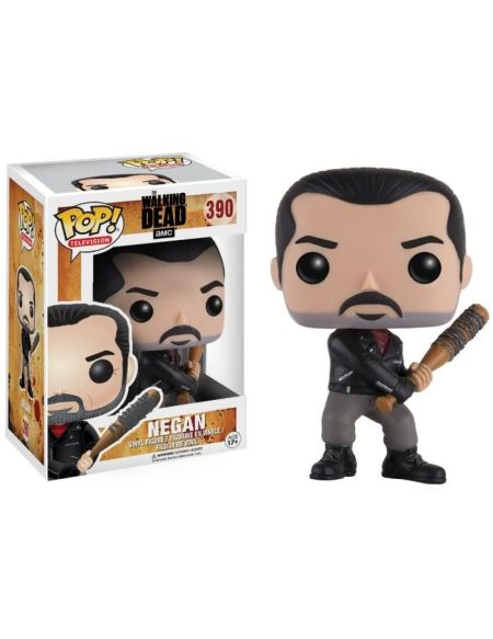 Figurine Toy Pop 390 - The Walking Dead - Negan