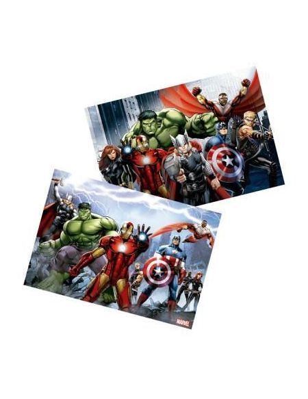 EDUCA - Puzzle Avengers 2 x 100 pcs