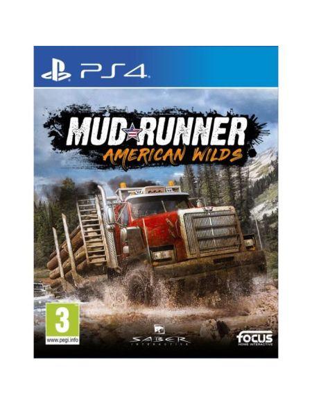 Spintires: Mudrunner American Wilds Edition