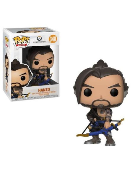 Figurine Toy Pop N°348 - Overwatch - S4 Hanzo