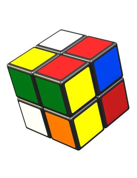 WINGAMES Rubik's Cube 2x2 Advanced Rotation