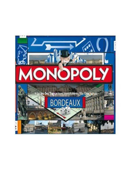 MONOPOLY Bordeaux - Jeu de societé - Version française