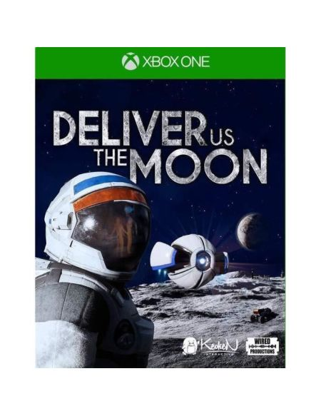 Deliver Us The Moon Deluxe Edition Jeu Xbox One