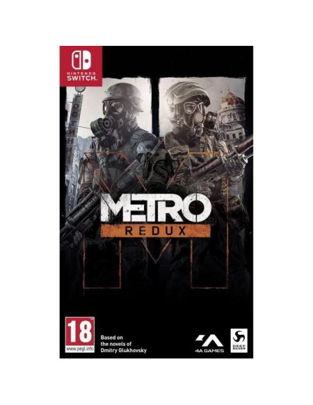 Metro Redux - Jeu Nintendo Switch